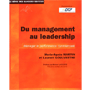 Premiere page, Du management au leadership