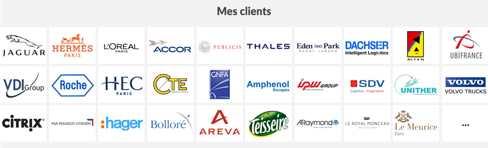Laurent Goulvestre - Mes Clients